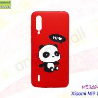 M5348-20 เคสยางนิ่ม Xiaomi Mi9 lite พิมพ์ลาย 20