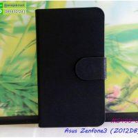 M5498-02 เคสฝาพับ Asus Zenfone3 (ZE552KL) สีดำ