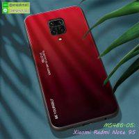 M5486-05 เคสขอบยางอะคริลิค Xiaomi Redmi Note9S / Note9 Pro Type E