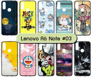 M5599-S03 เคส Lenovo A6 Note พิมพ์ลายการ์ตูน Set03 (เลือกลาย)