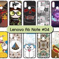 M5599-S04 เคส Lenovo A6 Note พิมพ์ลายการ์ตูน Set04 (เลือกลาย)