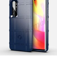 M5584-03 เคส Rugged กันกระแทก Xiaomi Mi Note10 Lite สีน้ำเงิน