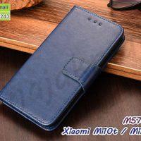 M5789-05 เคสฝาพับ Xiaomi Mi10t / Mi10t Pro สีน้ำเงิน
