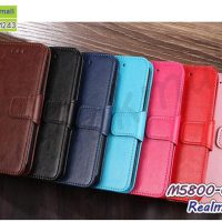 M5800 เคสหนังฝาพับ Realme7 Pro (เลือกสี)