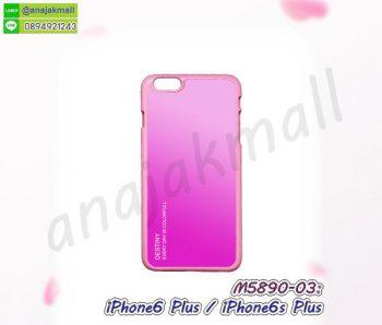 M5890-03 เคสแข็ง iphone6plus / iphone6splus พิมพ์ลาย 03