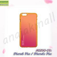 M5890-09 เคสแข็ง iphone6plus / iphone6splus พิมพ์ลาย 09