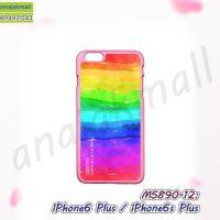 M5890-12 เคสแข็ง iphone6plus / iphone6splus พิมพ์ลาย 12