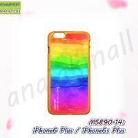 M5890-14 เคสแข็ง iphone6plus / iphone6splus พิมพ์ลาย 14