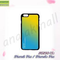 M5890-15 เคสแข็ง iphone6plus / iphone6splus พิมพ์ลาย 15
