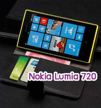 M391 เคสหนัง Nokia Lumia 720