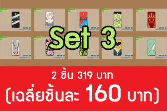M2930-S03 เคสยาง Vivo V5/V5s/V5 Lite ลายการ์ตูน Set 03